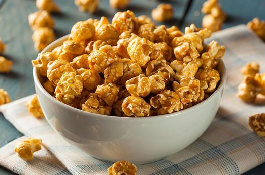 Karamelli mısır patlakları tarifi