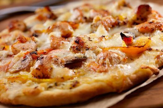 Tavuklu pizza tarifi