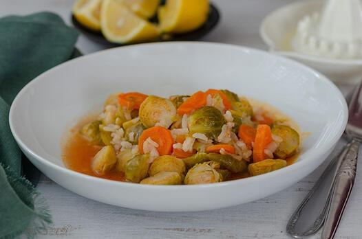 Brüksel lahanası tarifi