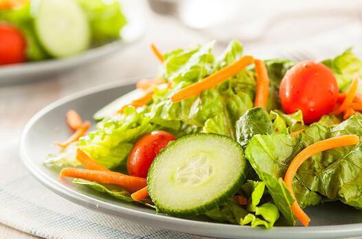 Yeşillik salatası tarifi