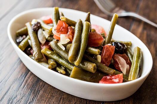 Taze börülce salatası tarifi