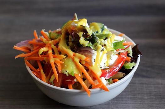Sosyete salatası tarifi