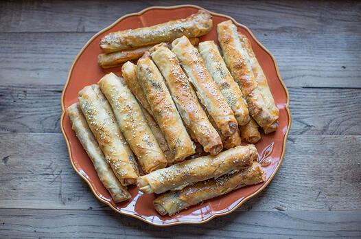 Yeşil mercimek yemeğinden börek tarifi
