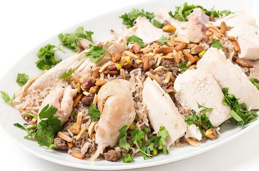 Ekşili tavuk dolması tarifi