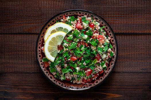 Tabule salatası tarifi