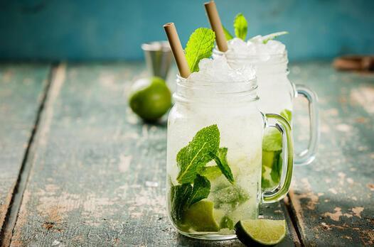 Misket limonlu soda tarifi