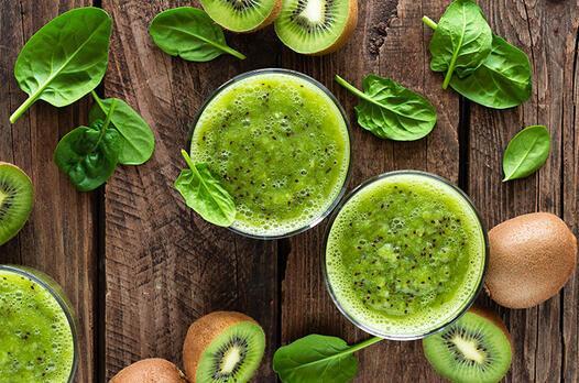 Ödem atıcı yeşil smoothie tarifi