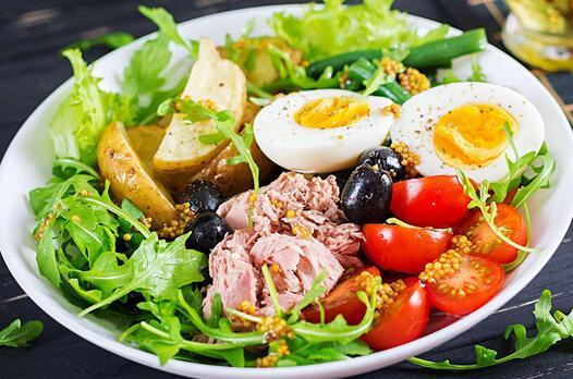 Niçoise salata tarifi