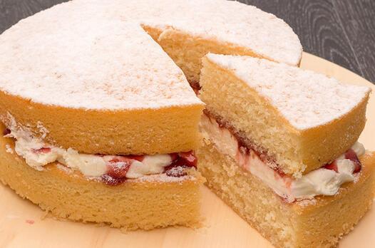 Sponge kek (Sünger kek) tarifi