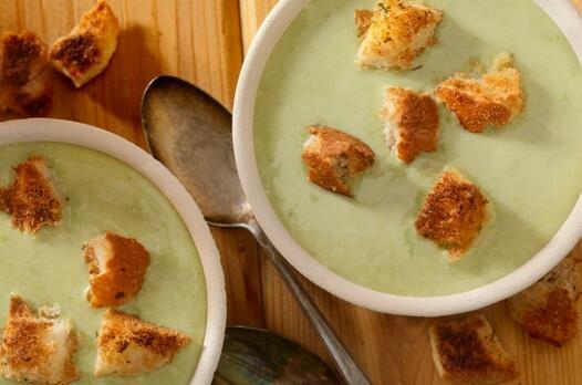 Zencefilli bezelye çorbası tarifi