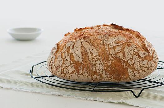 Organik köy ekmeği tarifi