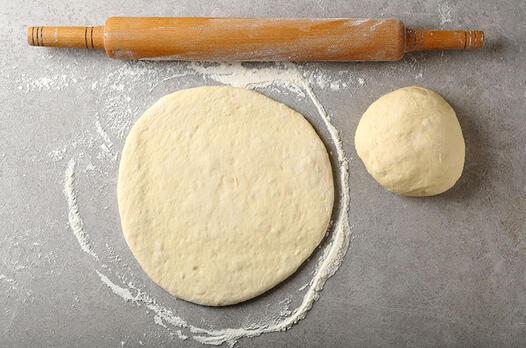 Organik pizza hamuru tarifi