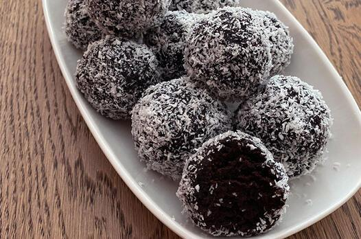 Kakaolu kek topları tarifi