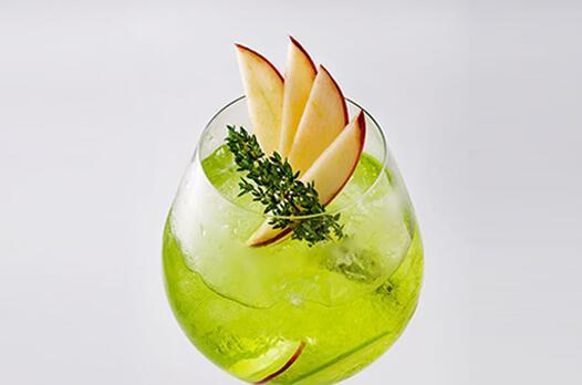 Ekşi elmalı mocktail tarifi
