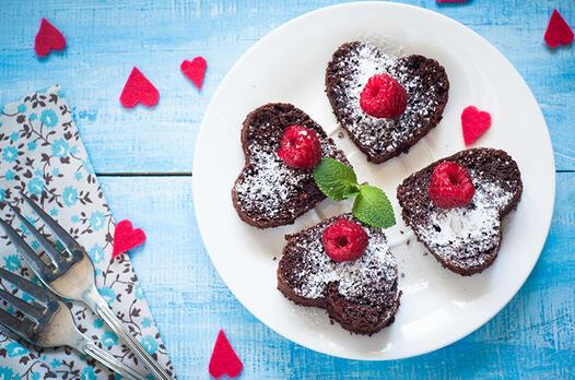 Sevgi dolu brownie tarifi