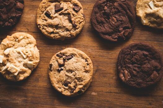 İki renkli kurabiye tarifi