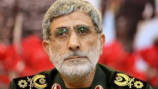 Son dakika haberi Süleymaninin halefi Kaani: Tahran ders vermeye devam edecek