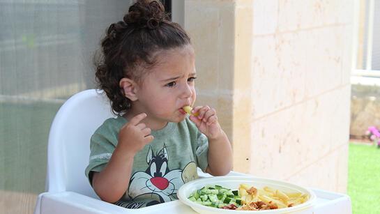 Çocuğunuz yemek seçiyorsa dikkat! Yemeyi kolaylaştıracak adımlar...
