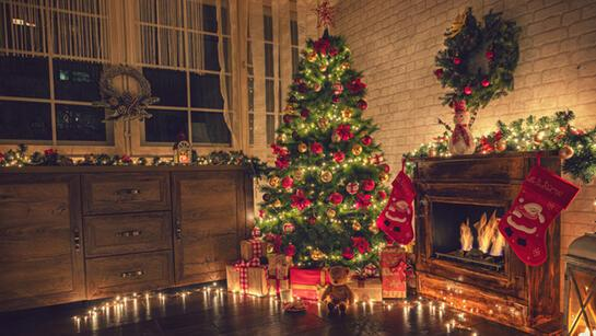 Evde yapılabilecek yılbaşı dekorasyon önerileri