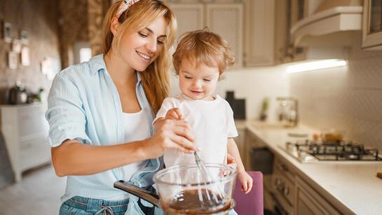 Mutfak çocuklar için güvenli hale nasıl getirilir?