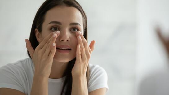 Göz altı morlukları nasıl geçer? Göz altı morluklarını gidermenin yolları