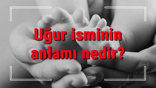 Uğur isminin anlamı nedir? Uğur ne demek? Uğur adının özellikleri, analizi ve kökeni