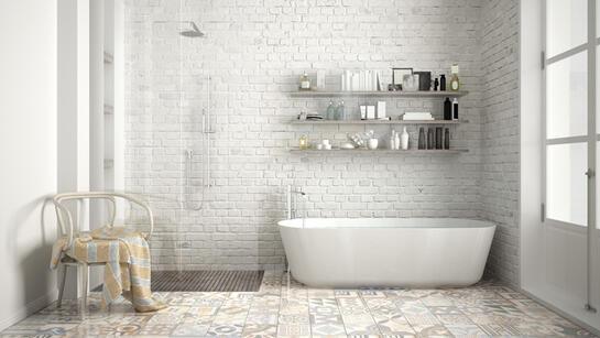 Hijyenik ve lekesiz bir banyo için ipuçları