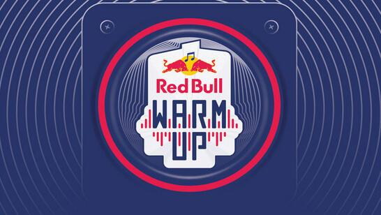 Red Bull Warm Up'ta Yer Alacak Grup Belli Oldu