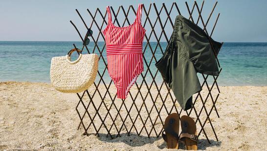 Rengarenk 'Plaj Günlükleri'