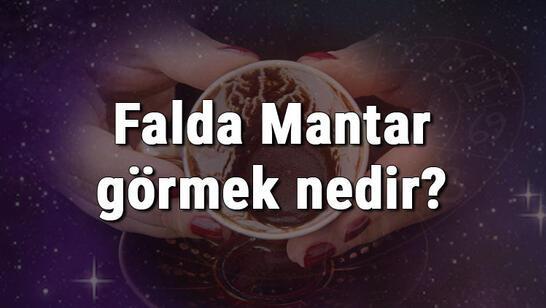 Falda Mantar görmek nedir? Kahve falında mantar görmenin anlamı