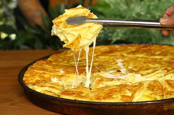 Karşı koyamayacağınız bir tarif: Adana böreği