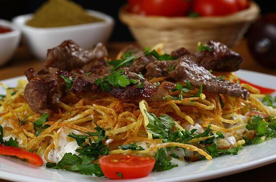 Et sevenleri mutlu edecek bir lezzet: Bodrum kebabı