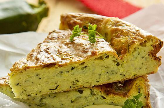 Kabaklı, peynirli üstelik düşük kalorili: Üsküp böreği