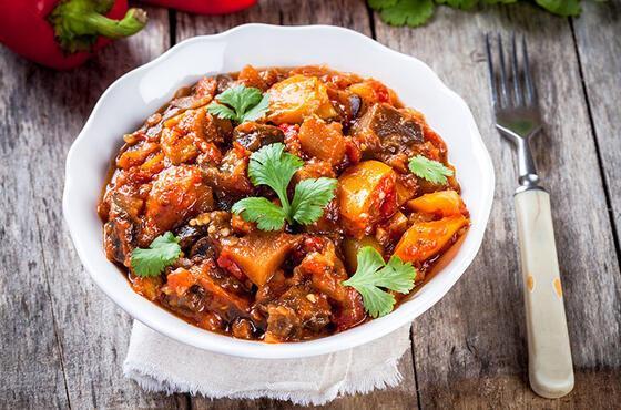 Patlıcan ile etin enfes buluşması: Şehzade kebabı