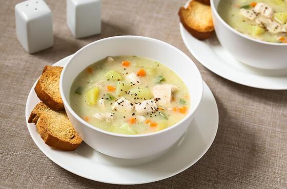 Nefis bir tarif... Muradiye çorbasını mutlaka deneyin