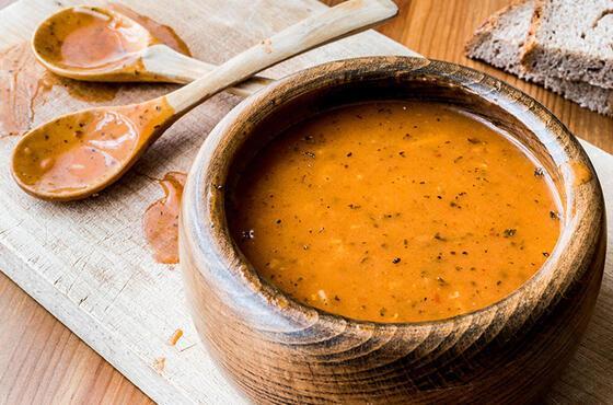 Tarhana çorbasını bir de bu tarifle deneyin