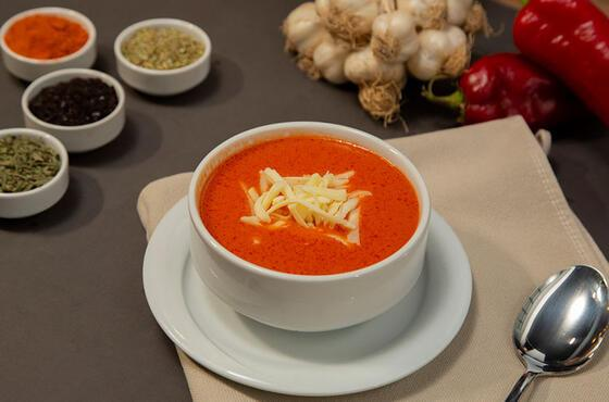 Ramazan sofralarının enfes tadı: Domates çorbası