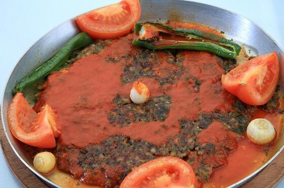 Kilis mutfağının geleneksel yemeği: Kilis tava