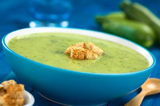 Sağlıklı bir sebze sağlıklı bir çorba!