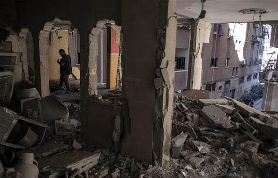 İsrailin korkunç saldırısında eşi ve 4 çocuğunu kaybetmişti Çocukların günahı neydi