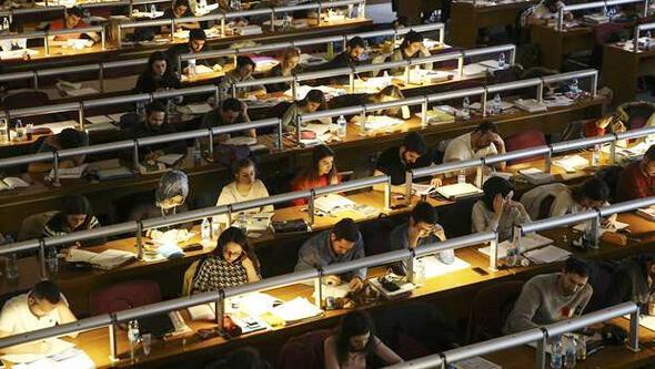 İşte Türkiye'nin en iyi kütüphaneleri…