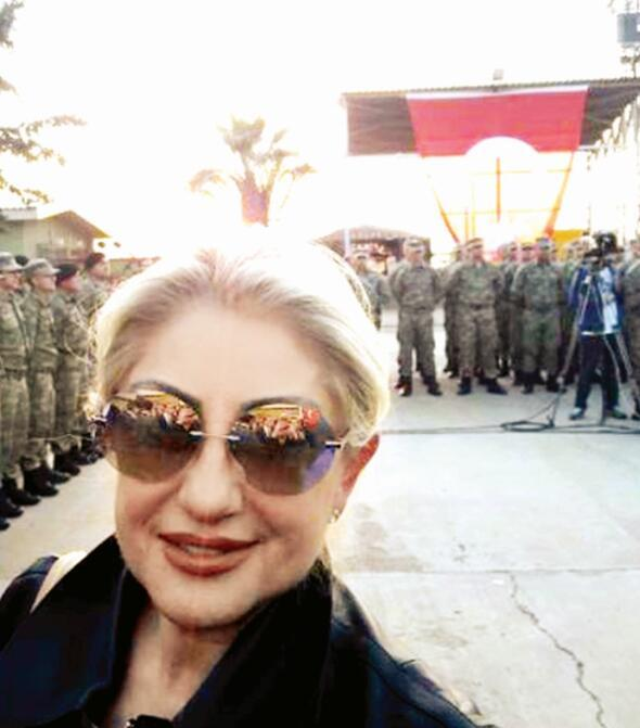 Cumhurbaşkanımızın talimatıyla Hatay'a değil Afrin'e iniyoruz deyince...