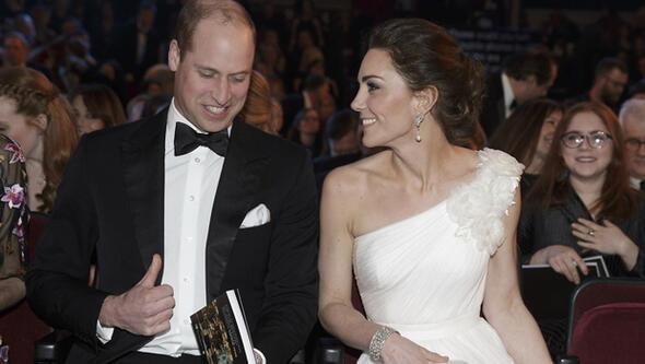 Şoke eden iddia:  William, Katei hamileyken aldattı