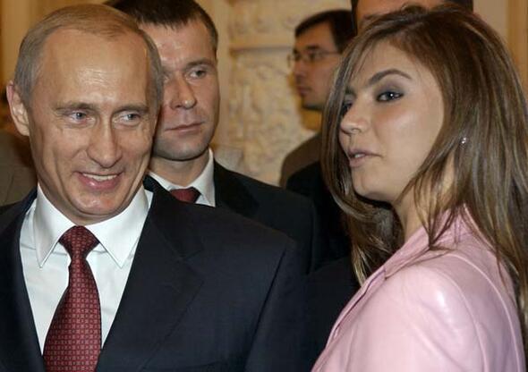 Dünyayı sarsacak iddia Putin baba oldu