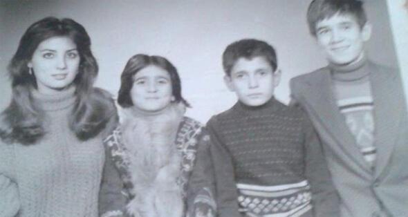 Yıllar önce kardeşlerimle