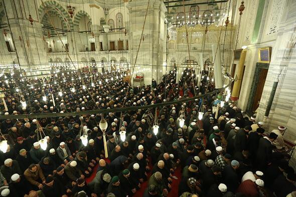 İstanbul, Ankara ve diğer merkezlerin Cuma namazı saat kaçta kılınacak