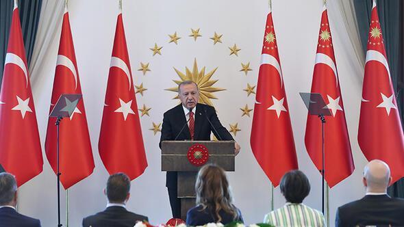 Cumhurbaşkanı Erdoğan ABD'nin önemli ismi ile buluştu