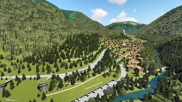 Ayder Yaylasında kentsel dönüşüm projesi