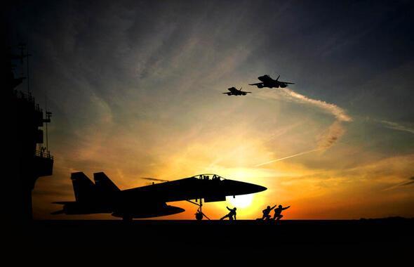 Hava kuvvetleri en güçlü ülkeler açıklandı İşte son liste...