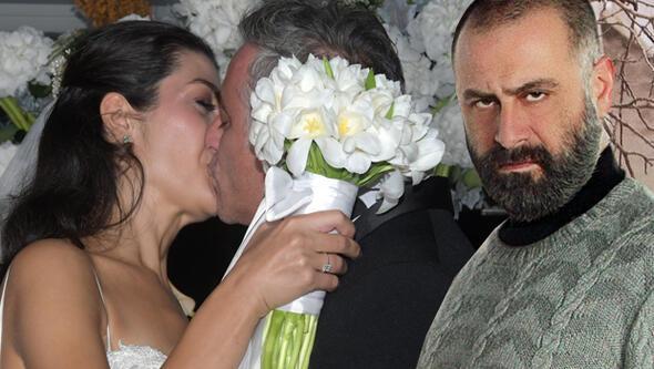Oyuncu Turgut Tuncalp, İlayda Atmaca evlendi